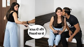 Patch-Up Prank On My Ex Girlfriend || Sam Khan