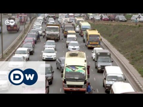 Smart traffic in Kenya | Eco-at-Africa
