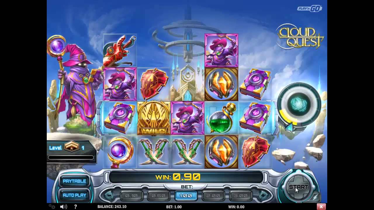 Cloud quest casino slots