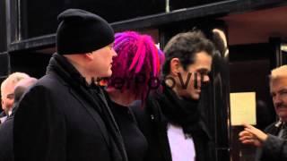 Andy Wachowski, Lana Wachowski And Tom Tykwer At 'Cloud A...