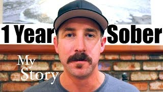 Sober for 1 Year - Why I Quit Drinking