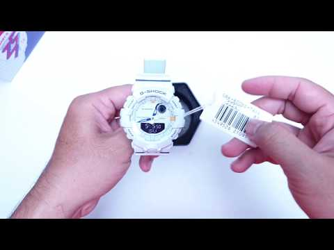 UNBOXING G-SHOCK GBA-800DG Indonesia