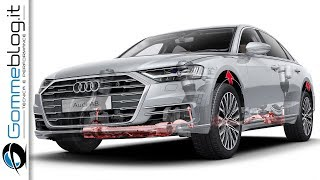 2018 Audi A8 - Revolution Technology CAR REVIEW