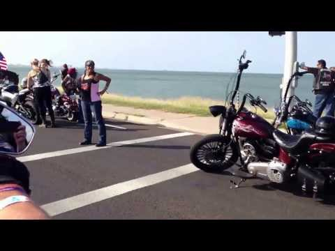 Kia Erie Pa >> Lining up for 2013 Roar By The Shore Parade - Bikefest ...