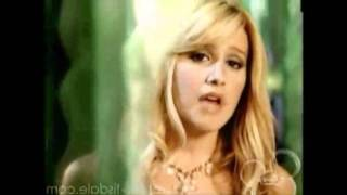 Ashley Tisdale Kiss the Girl Official Music Video