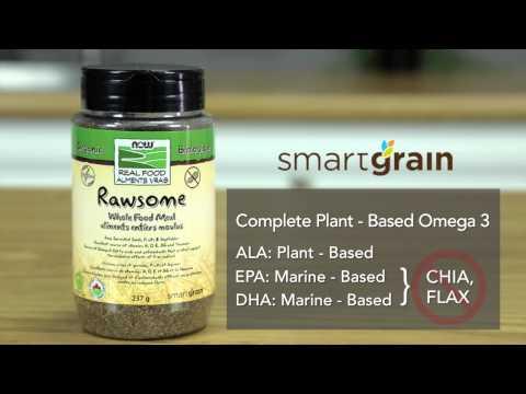 Rawsome Organic Whole Food Meal
