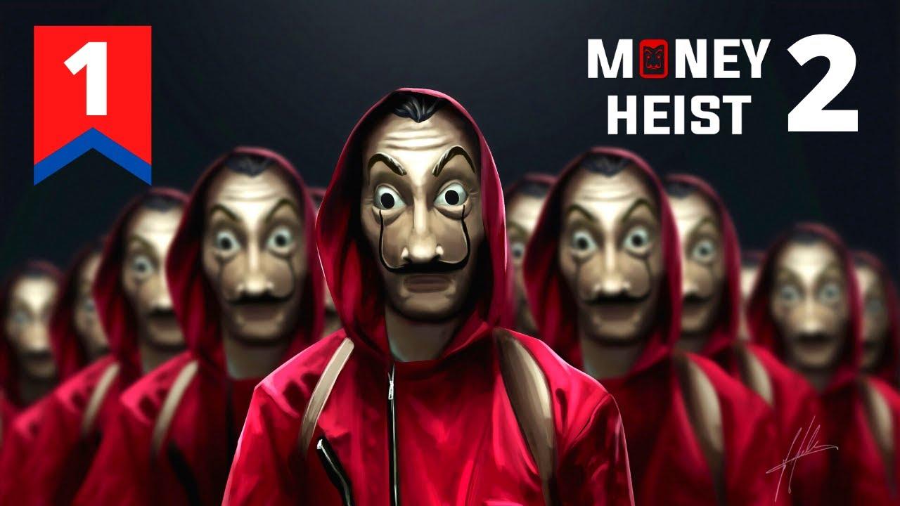 Download Money Heist Season 2 Episode 1 Explained in Hindi | Hitesh Nagar
