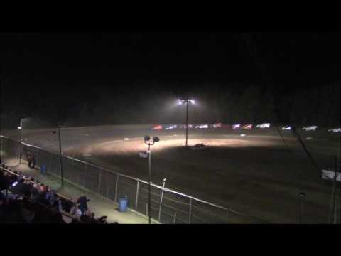 Butler Motor Speedway UMP Modified Feature 7/29/17
