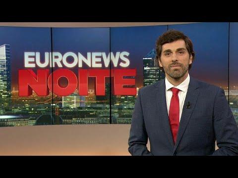euronews-noite- -as-noticias-do-mundo-de-21-de-maio-de-2019