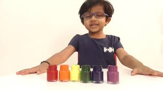 Learn Colors with Painting   Finger Family Song for Children   Best Songs
