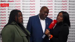 (Exclusive) Robbie Gets Interviewed By His Wife & Daughter | AFTV Anniversary Party
