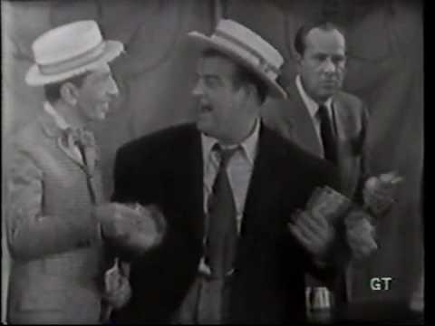 Abbott & Costello-The Lemon Game