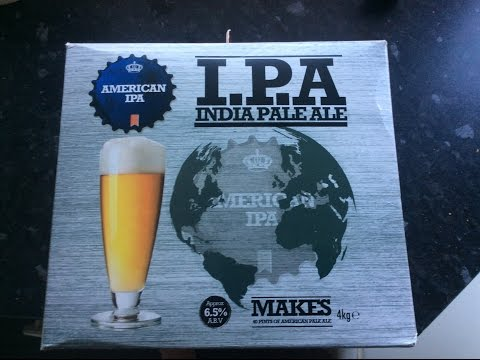 40 Pint Home Brew Youngs AMERICAN PALE ALE APA