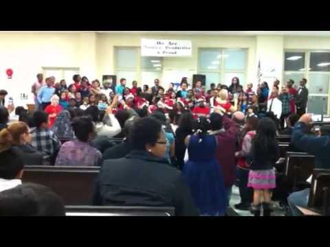 Cedar Brook School Winter Concert 1
