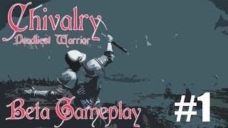 Chivalry: Deadliest Warrior BETA (PC) Gameplay#1 [HD]