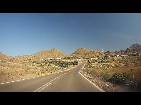 Spain: Las Negras - Campohermoso (Cabo de Gata-Níjar, Almería)