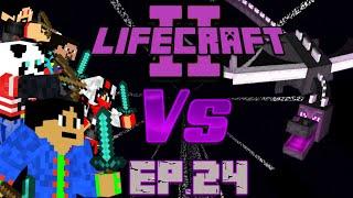 LifeCraft2 | Ep.24 | ¿Se acabó? O... ¿sólo acaba de empezar? Ft. Andres, Nine, Pharias y TheOtherBoy