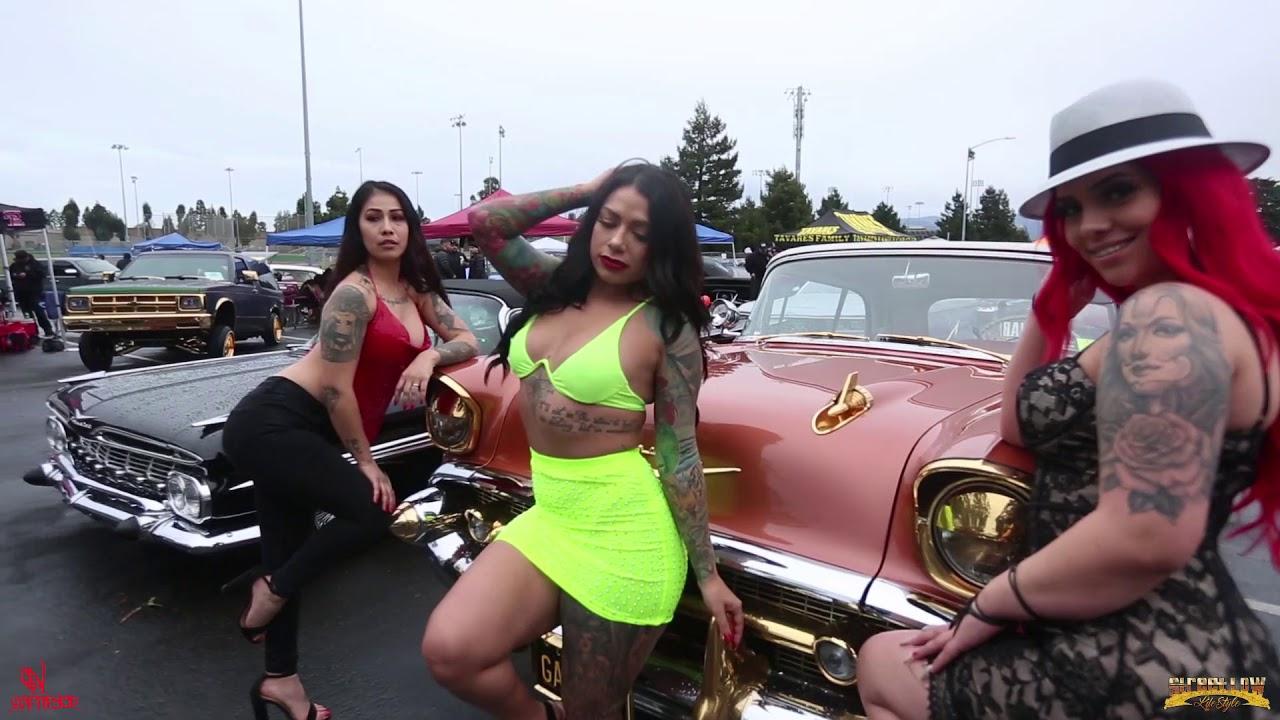 streetlow magazine carshow Salinas 3/1/20