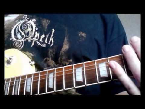 Как научится играть на гитаре кузнечика