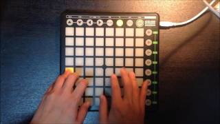Jay-Z & Kanye West - Ni**as In Paris (launchpad cover by Luuya)