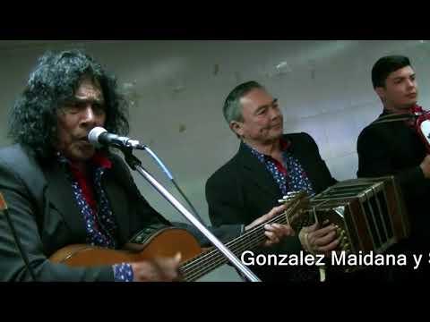 Gonzalez Maidana - Voy A Besarte Por Ultima Vez