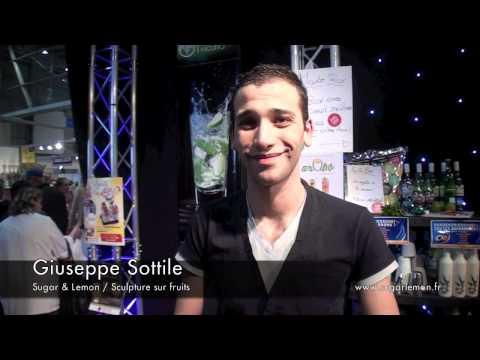 Sugar & Lemon à la Foire commerciale Lille 2012.mov
