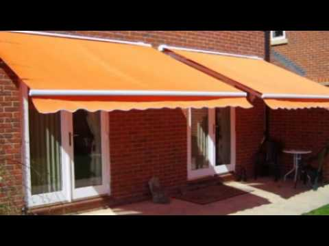 Blinds Direct Cotswolds Awnings Canopy Blinds in Oxford & Blinds Direct Cotswolds Awnings Canopy Blinds in Oxford - YouTube