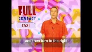 Английский язык для туристов. Урок 2. В такси