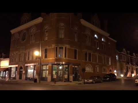 Friday the 13th in Maysville, Kentucky
