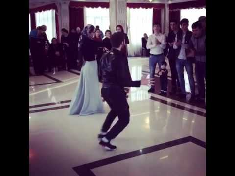 Юнус Бачаев Красиво танцует