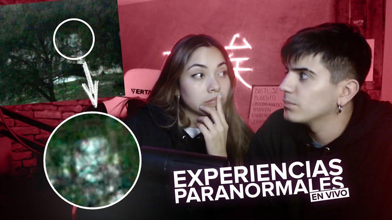 ESCUCHANDO EXPERIENCIAS PARANORMALES EN VIVO #2