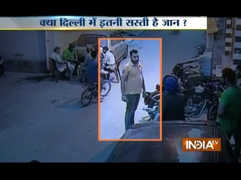 Man Shot Dead in Scuffle over Parking in Delhi, Incident Caught on Camera