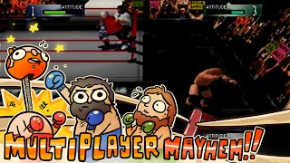 Multiplayer Mayhem!!! - WWF WrestleMania 2000