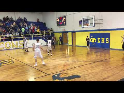 Isaac Floyd - Elverado High School -  junior season - 2017 - 2018