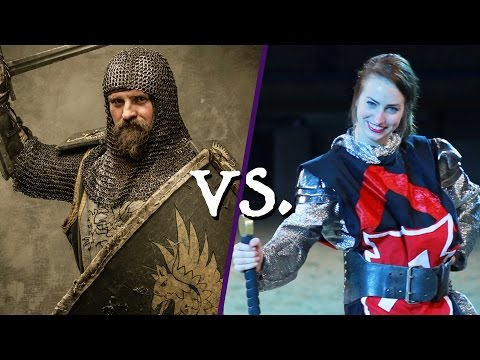 Can A Woman Become A Medieval Times Knight? (Part 1)