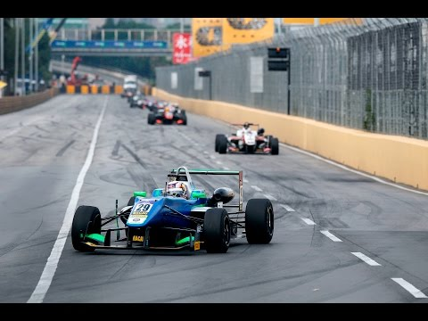 FIA F3 World Cup 2016 - The Sky is the Limit