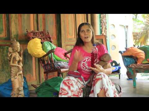 Robin Lim explain about blood of newborns