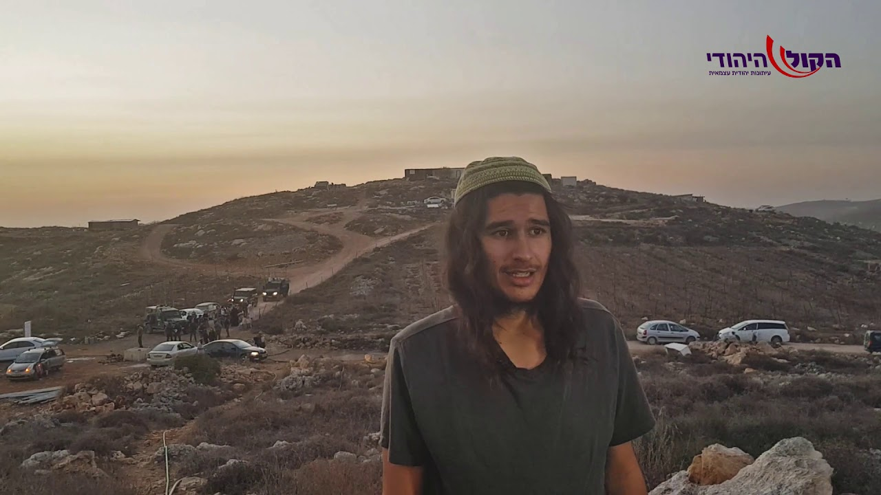 """נריה זארוג חוזר הביתה: """"בדף לא יקרעו אותנו מארץ ישראל. נשאר כאן"""""""