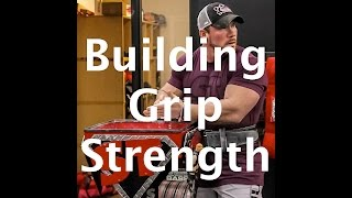 5 Unorthodox Ways to Build Your Grip Strength