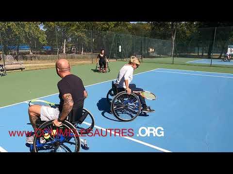 HandiSport -Les Matchs Handi Tennis #3 Association