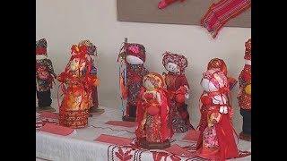 Куряне хранят традиции народной куклы