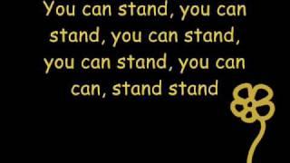 The Baseballs - Umbrella (Lyrics)