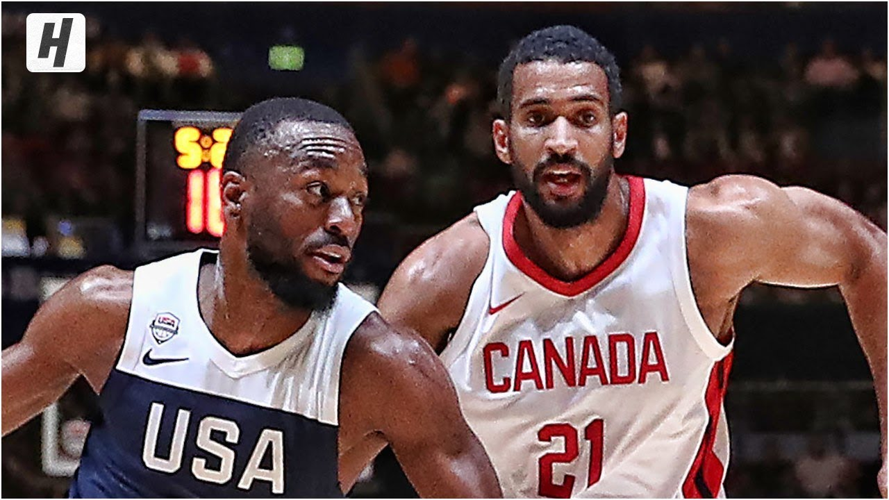 Download USA vs Canada - Full Game Highlights | August 26, 2019 | USA Basketball