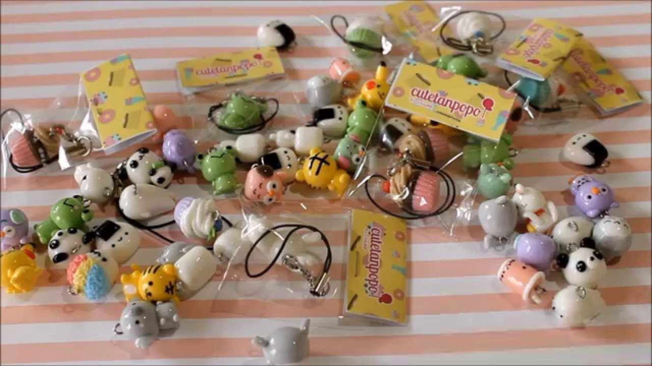 Shop Update - CuteTanpopo Grab Bags!