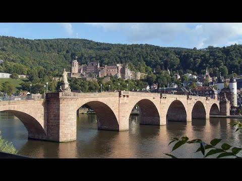 Heidelberg, die Universitätsstadt am Neckar - Sehenswürdigkeiten
