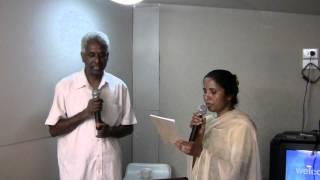 Bandeya Baalina Belakaagi sung by Usha Ravi and Victor