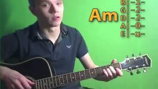 Уроки гитары Сплин Романс