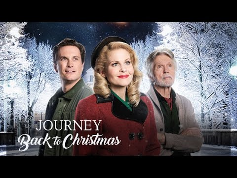 Journey Back To Christmas.Preview Journey Back To Christmas Starring Candace Cameron Bure Oliver Hudson And Brooke Nevin