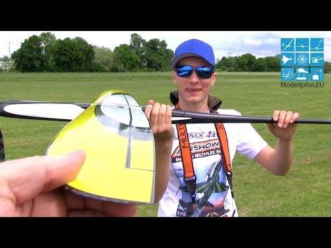 GoOne8 FEMO F5B RC SPEED HOTLINER JEREMIAS HARTMANN COMPETITION