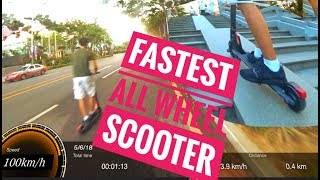 Fastest E-Scooter in China 2018